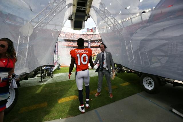 Broncos Oakland Raiders